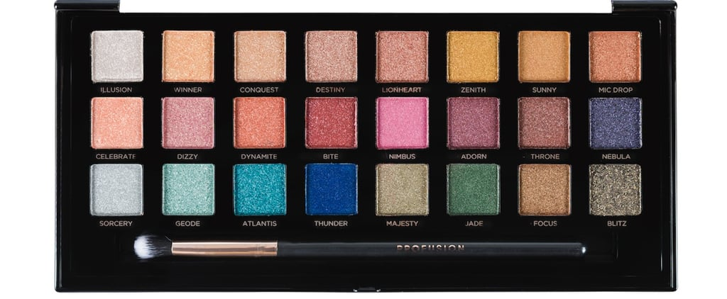Profusion Metallics Eyeshadow Palette Review