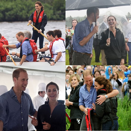 Kate Middleton and Prince William Dragon Boat Race Pictures 2011-07-04 14:13:43
