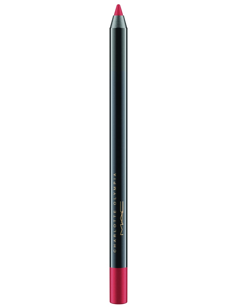 MAC Cosmetics x Charlotte Olympia Pro Longwear Lip Pencil in Kiss Me Quick