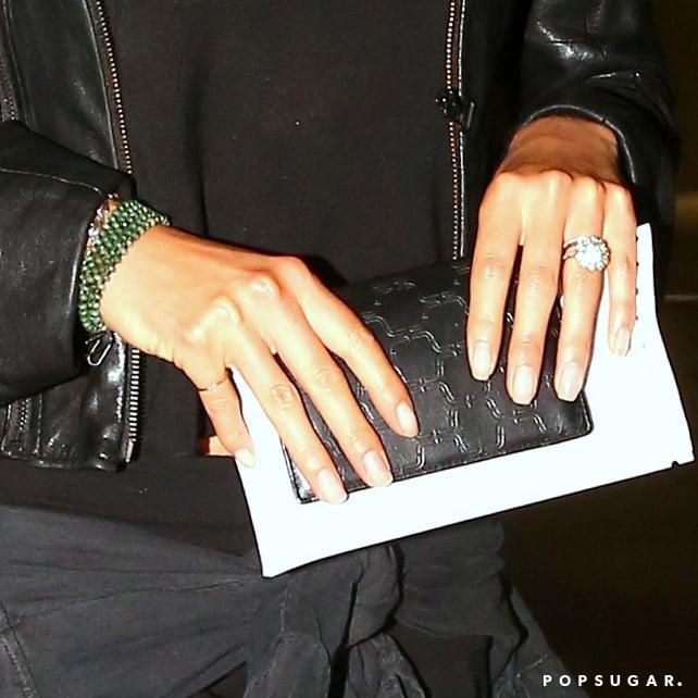 Ian Somerhalder And Nikki Reed's Wedding Rings