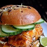 Veracruz Fish Sandwich