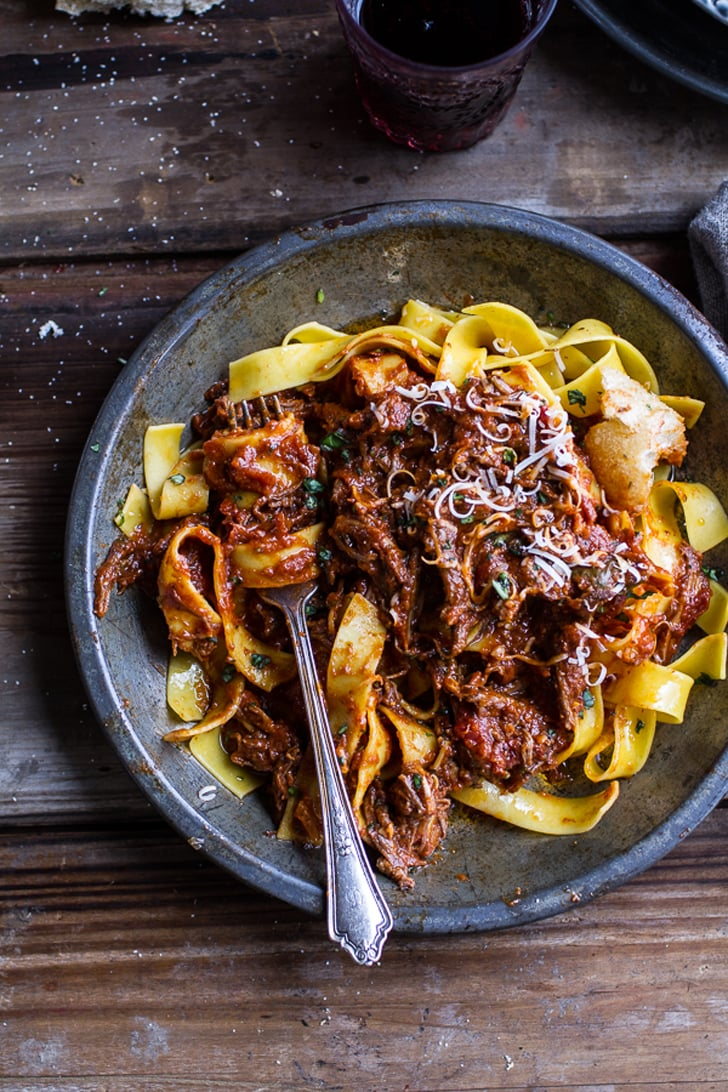 Slow Cooker Sunday Sauce Slow Cooker Italian Recipes