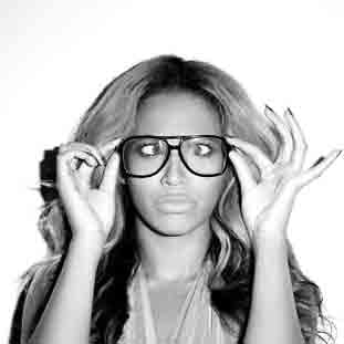 Beyonce Knowles Posing For Terry Richardson Pictures