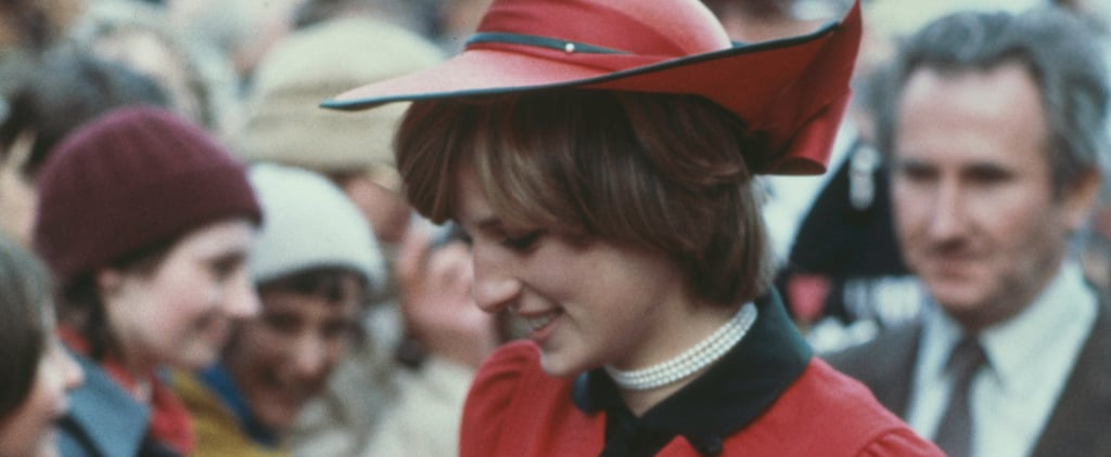 Why Princess Diana Didn't Wear Gloves