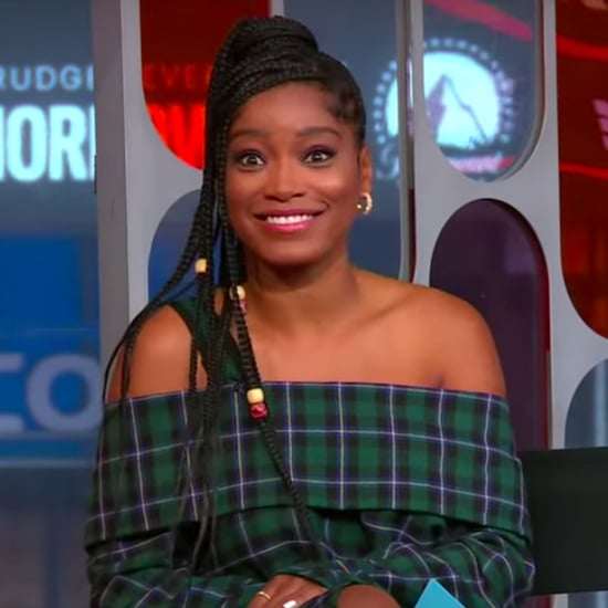 Watch Mike Johnson Ask Out Keke Palmer on Live TV