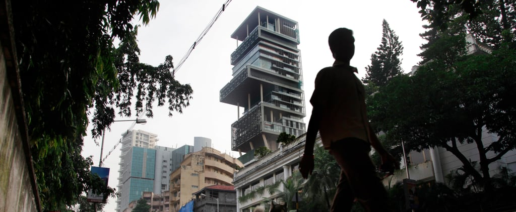 Mukesh Ambani's 27-Story Single Family Home