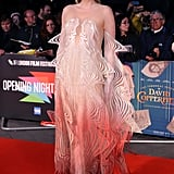 Gwendoline Christie at the BFI London Film Festival