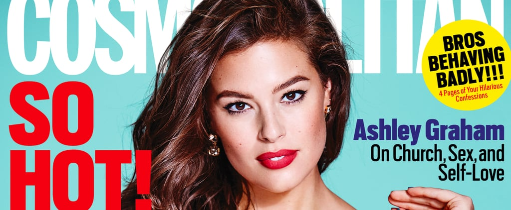 "Ashley Graham Reveals Why She Refrains From Calling Herself a ""Plus-Size Model"""