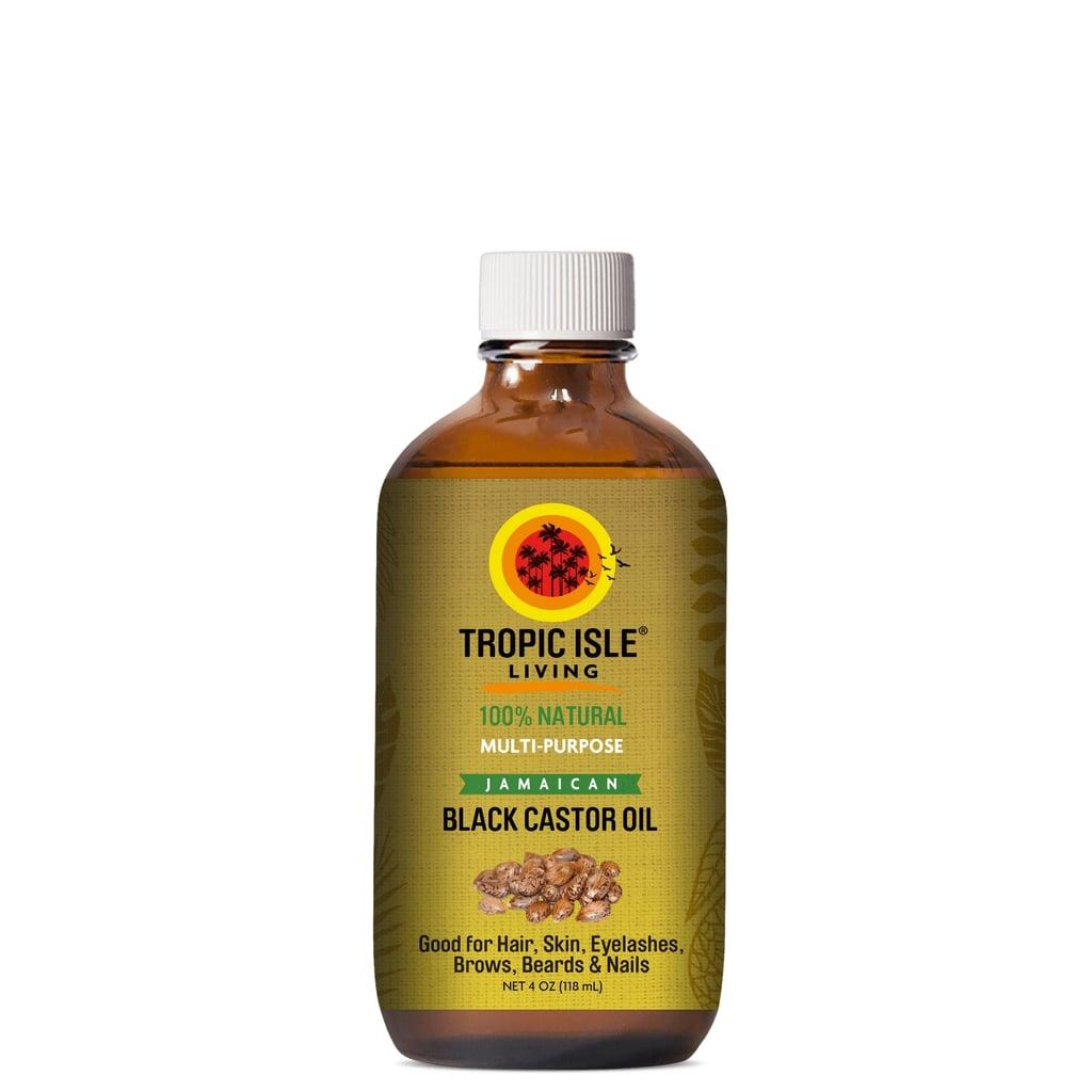 Tropic Isle Jamaican Black Castor Oil