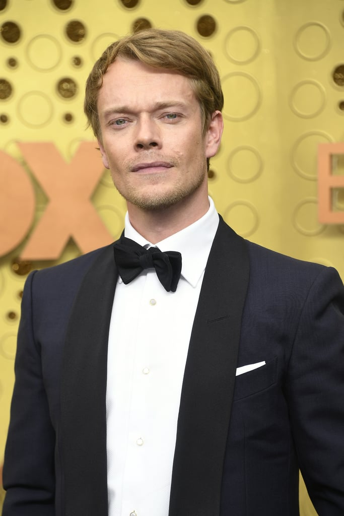 Alfie Allen at the 2019 Emmys