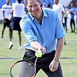 We Need to Talk About How Sexy Prince Harry Looks During His Caribbean Tour