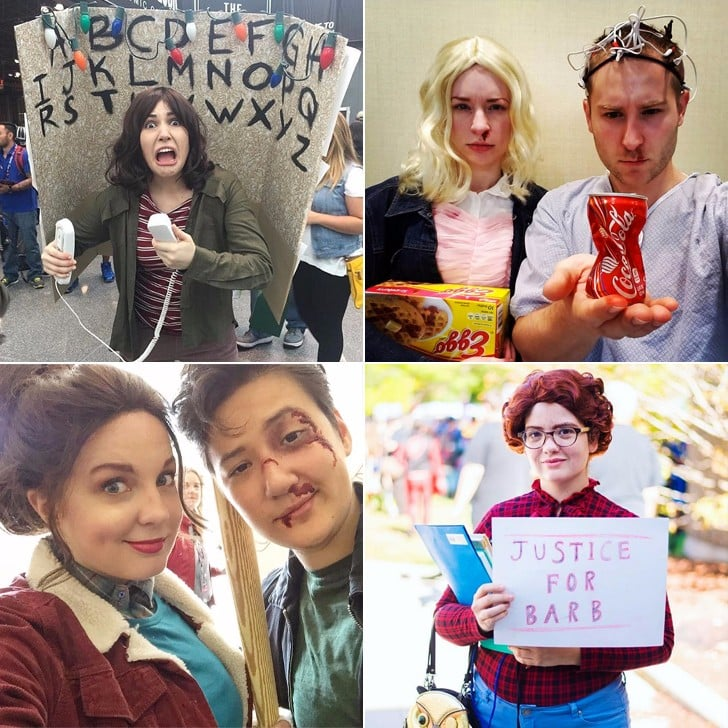 DIY Stranger Things Costumes | POPSUGAR Smart Living