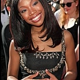 Brandy's Angled Haircut