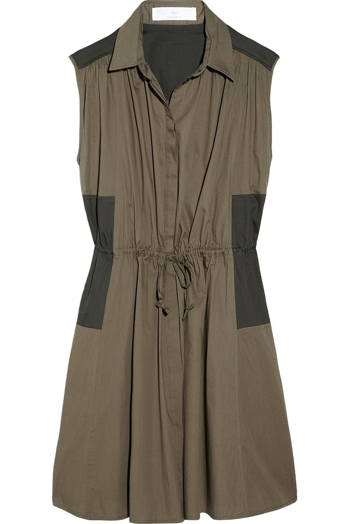 Is it a dress, or is it a vest? The best thing about this Thakoon Addition piece is that it's totally both. Thakoon Addition Cotton Vest Dress ($380)