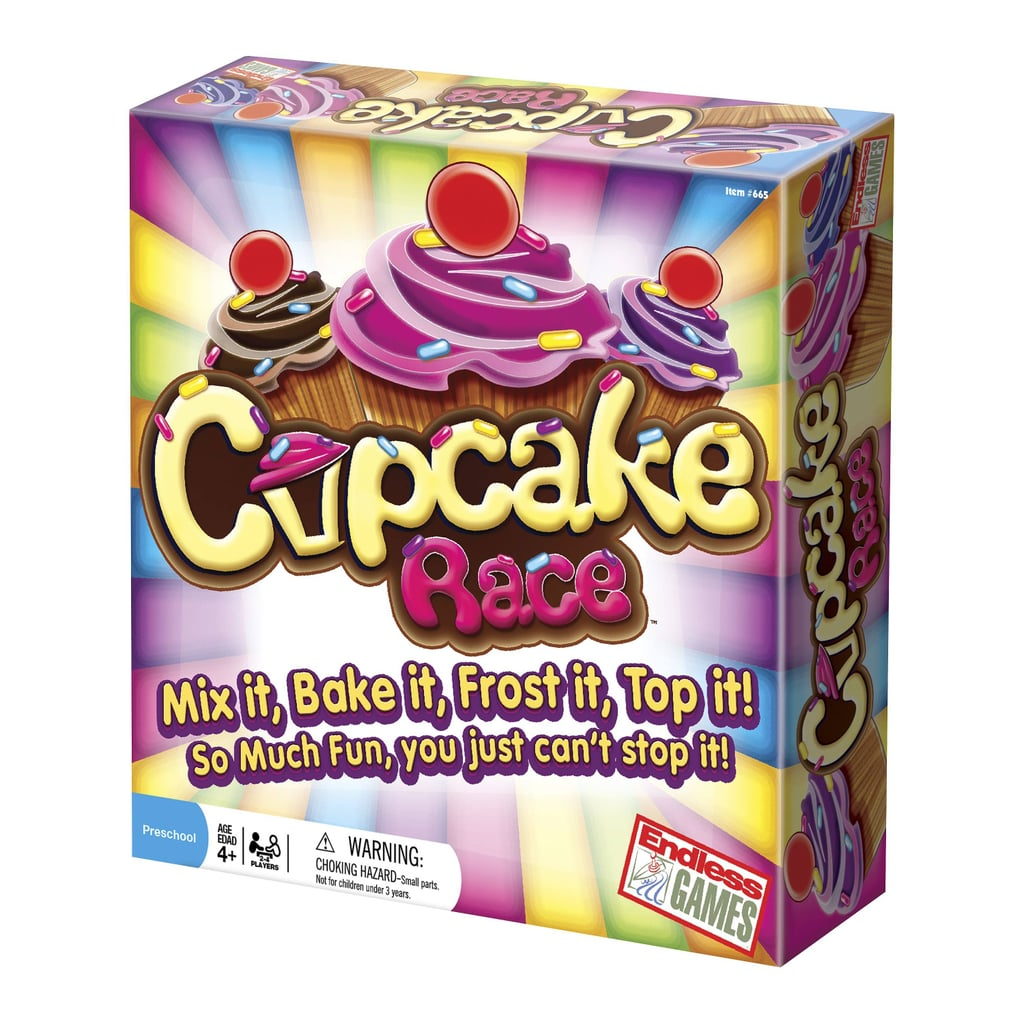 Endless Games Cupcake Race Board Game