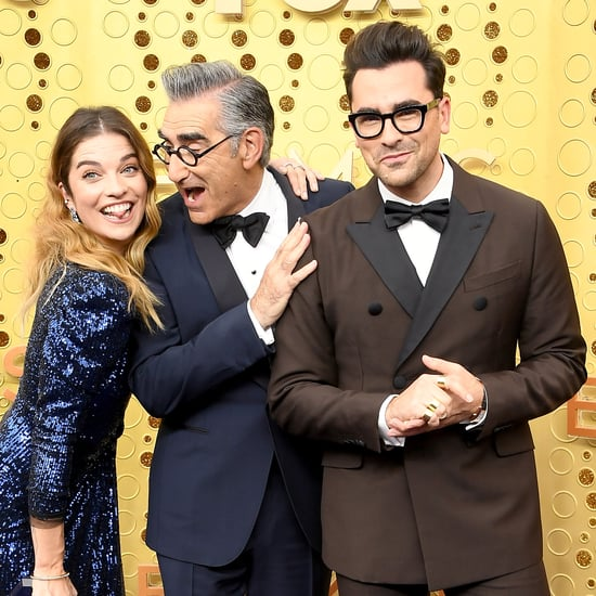 Photos of the Schitt's Creek Cast at the 2019 Emmys