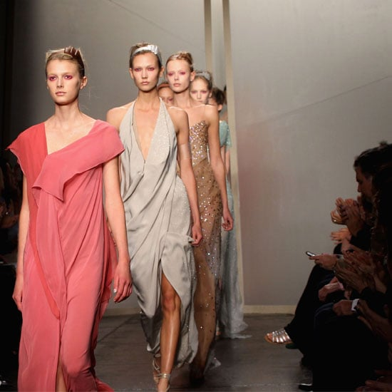 Pictures and Review of Donna Karan Spring Summer New York Fashion Week Runway Show