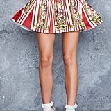 Sweet Surprise Pocket Skater Skirt ($75)