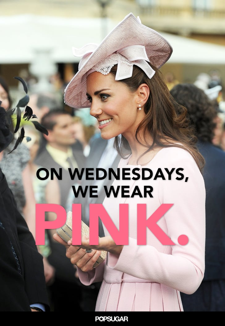 Kate Middleton Mean Girls Quotes  Popsugar Celebrity Photo 13-4505