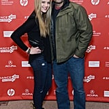 Zoe Levin and Steve Carell arrived at the premiere of The Way, Way Back at Sundance 2013.