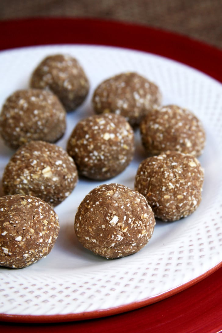 3-Ingredient Protein Balls | Healthy Banana Recipes | POPSUGAR Fitness UK Photo 8