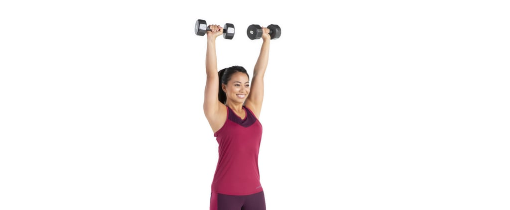Lower Body Workout With Weights