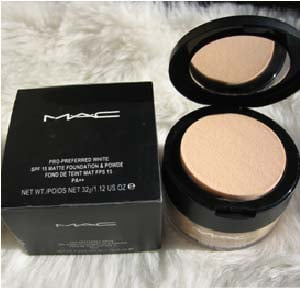 Fake MAC powder