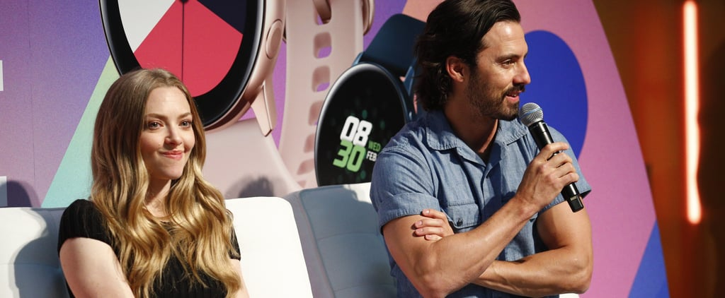 Milo Ventimiglia Amanda Seyfriend PS Playground Interview