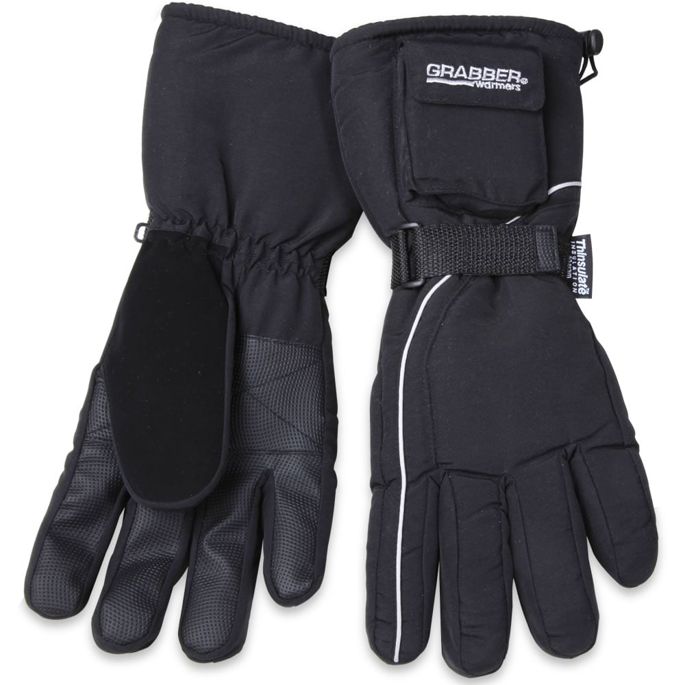 Battery-Powered Gloves