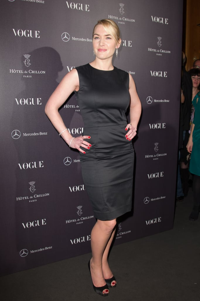 Pictures of kate winslet at vogue cocktail party at - Le petit salon london ...
