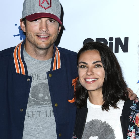 "Ashton Kutcher and Mila Kunis Play ""Voice Swap"" on Fallon"