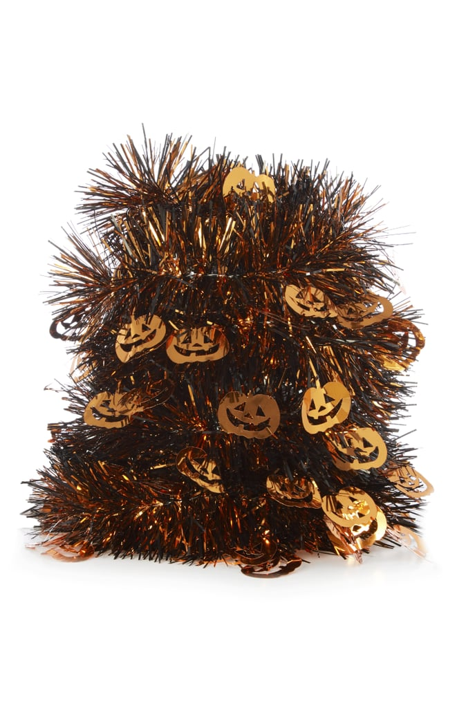 Halloween tinsel garland primark