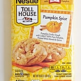 Nestlé Toll House Pumpkin Spice Refrigerated Cookie Dough