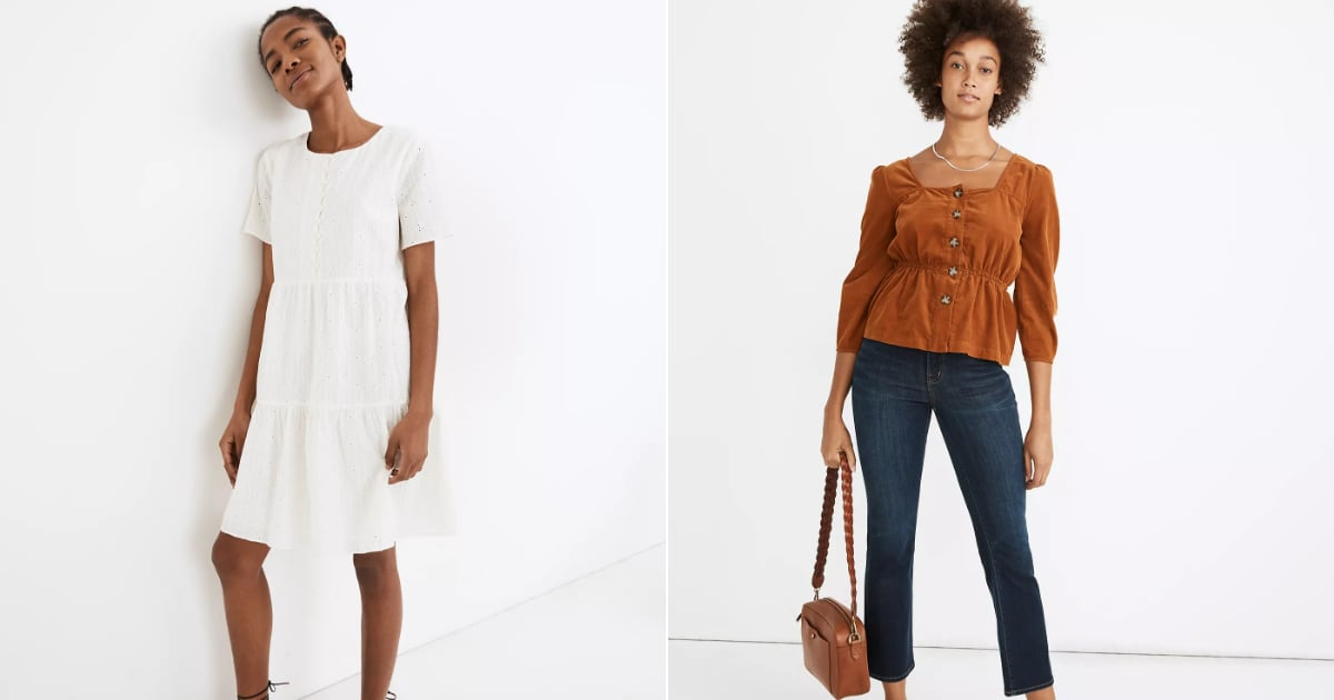 We Found the Petite Pieces at Madewell That'll Make You Take Your Tailor Off Speed Dial