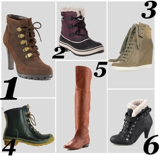 Shop the Best Bad Weather Boots For Winter 2011