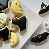 Mini Halloween Cookies