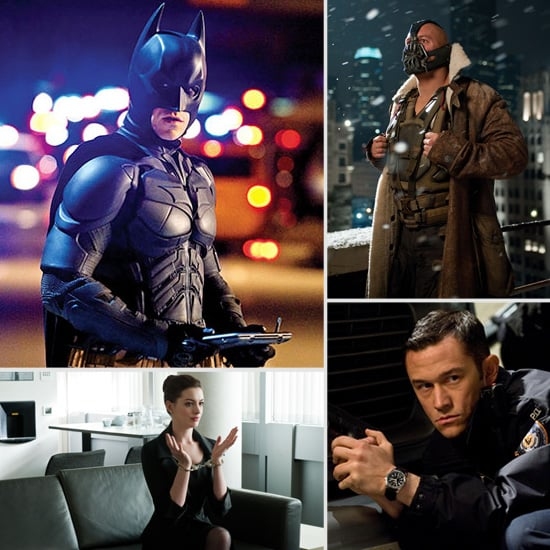 See All of the Pictures From The Dark Knight Rises