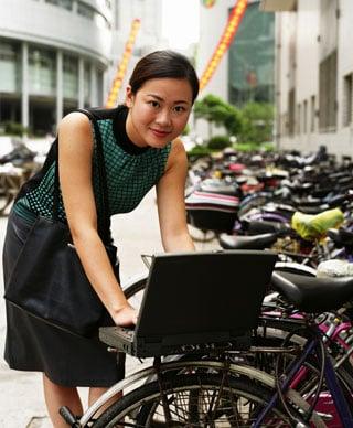 Calculate Savings of Biking to Work