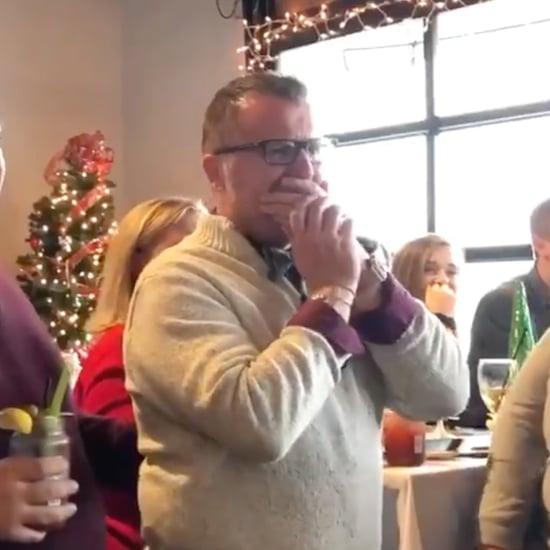 Middle School Chorus Surprises Teacher at Wedding Rehearsal