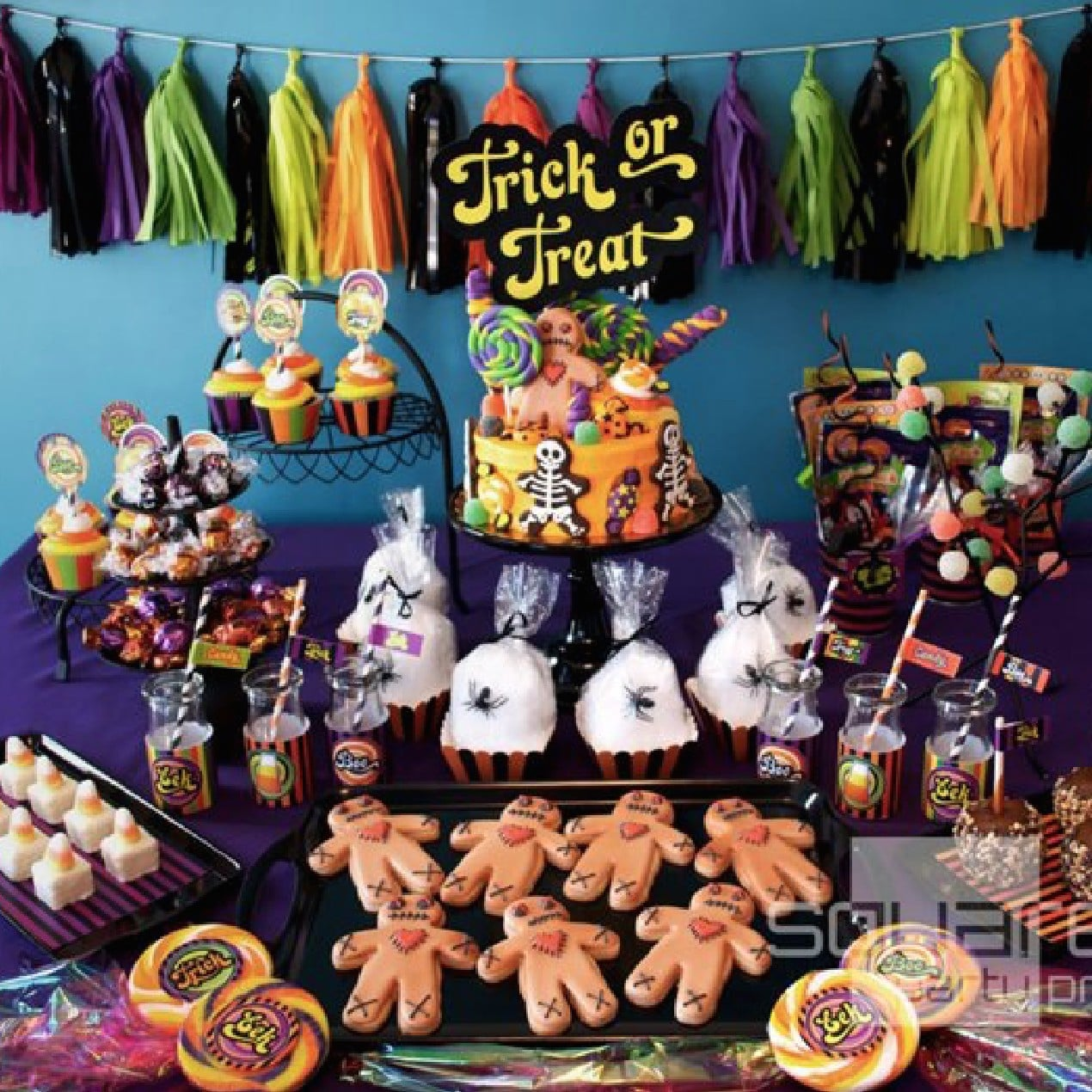 Halloween Themed Birthday Party For Toddler.Kid Friendly Halloween Party Ideas Popsugar Family