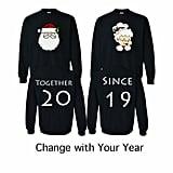 Christmas Couple Sweaters