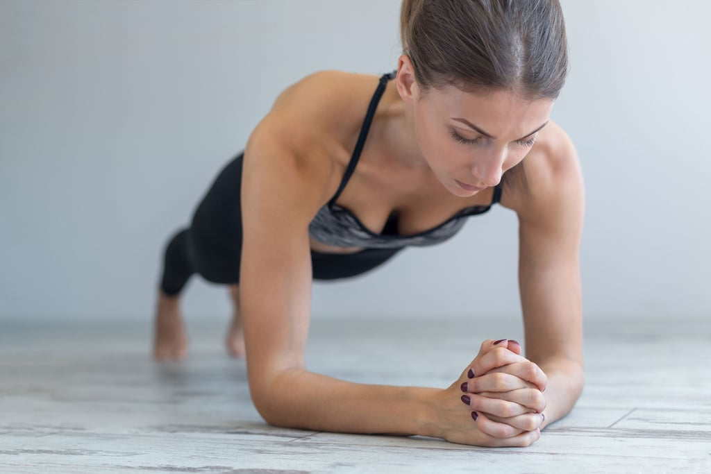 I Love This Intense 10-Minute Ab Workout Because I Don't Need to Get Off the Floor!