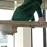 The World's Oldest Gymnast