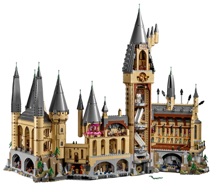 Lego Harry Potter Hogwarts Castle Set Popsugar Family