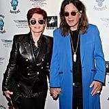 Sharon and Ozzy Osbourne, 1982