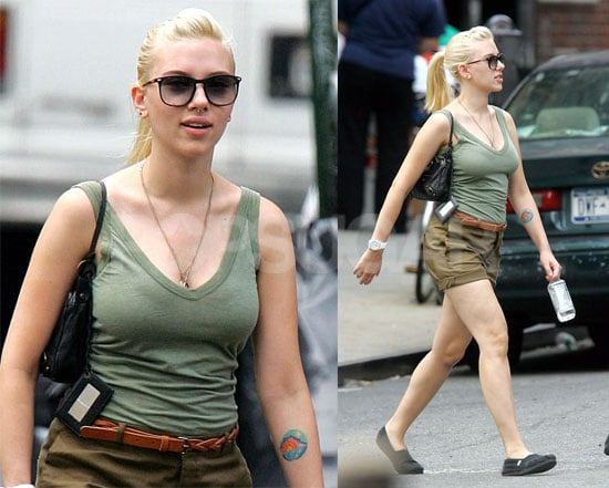 Scarlett, Kill the Nose Ring Already