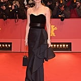 Natalie Portman in Christian Dior at the Berlin Film Festival in 2015