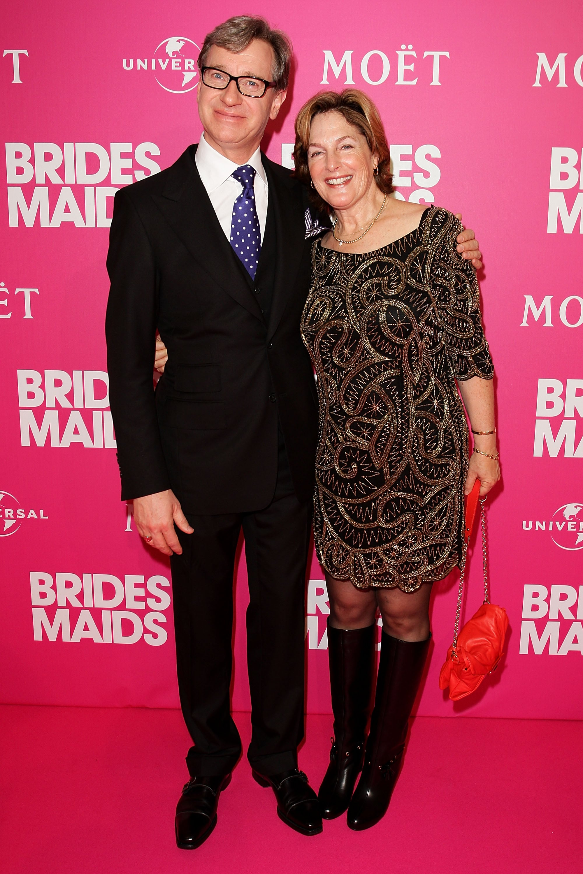 Paul and Laurie Feig