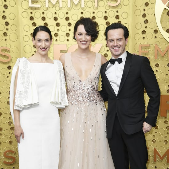 The Fleabag Cast Reunited on the Emmys Red Carpet