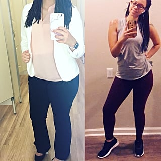 50-Pound Weight-Loss Transformation Using Lose It App